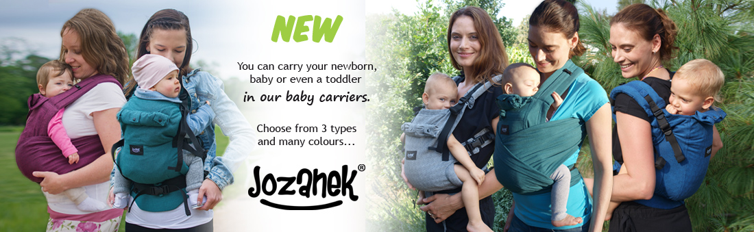 Ergonomic baby carriers ALL TYPES