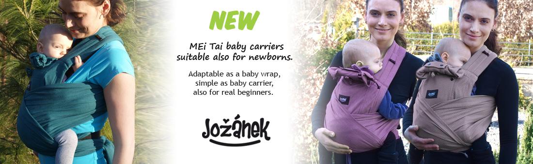Mei-tai Baby Carriers