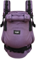 JONAS- ergonomic growing baby carrier, violet