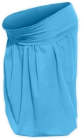 SABINA- maternity balloon skirt, TURQUOISE