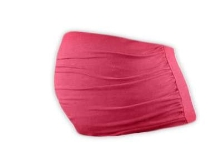 Maternity belly belt, SALMON PINK
