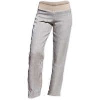 linen maternity trousers