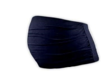 Maternity belly belt, DARK BLUE