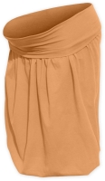 SABINA- maternity balloon skirt, APRICOT